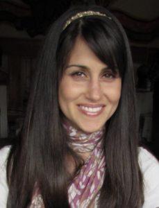 Headshot of Program Coordinator, Maru Gonzalez