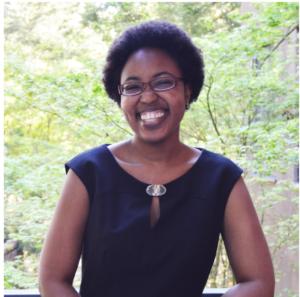 Headshot of Program Coordinator, Christy Byrd
