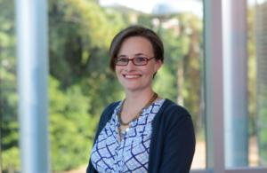 Headshot of Program Coordinator, Katie McKee