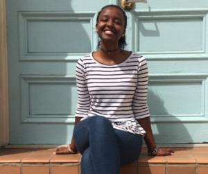 Headshot of Co-host/Producer, Nyawira Nyota