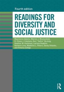 Readings for Diversity and Social Justice textbook