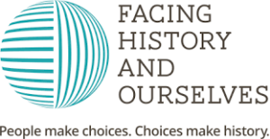 Facing History and Ourselves logo image