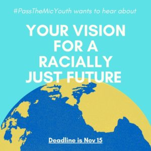 'Your Vision For A Racially Just